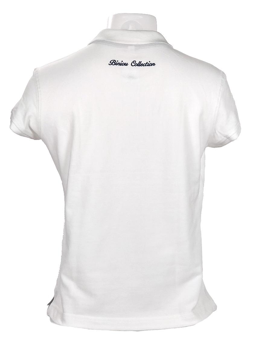 bba4097323b3 Polo Femme Classic Gwenn