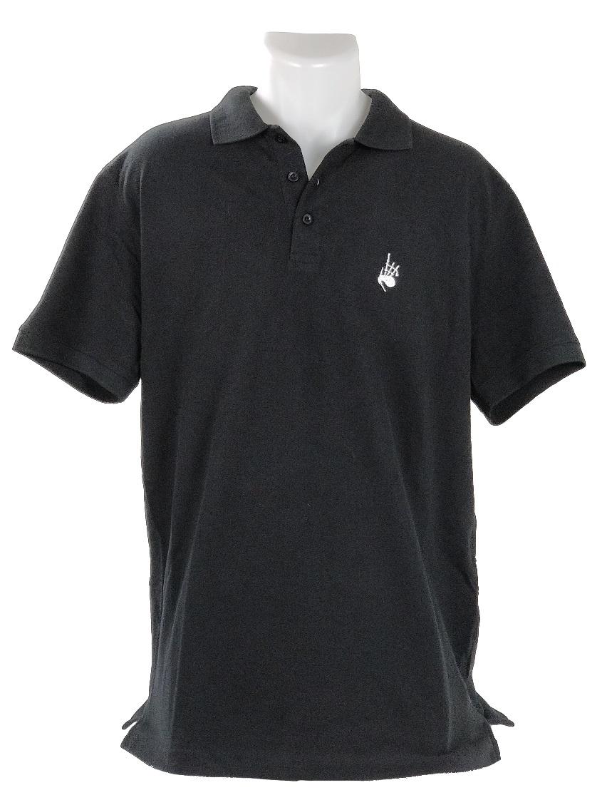Polo Homme CLassic Noir 8cd412ef1ca8