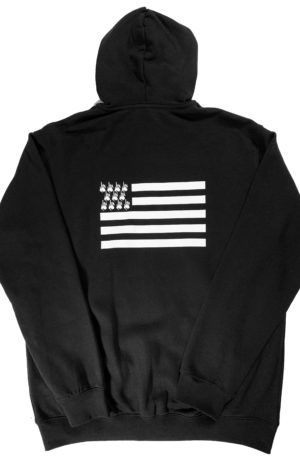 Sweats à Capuche Noir