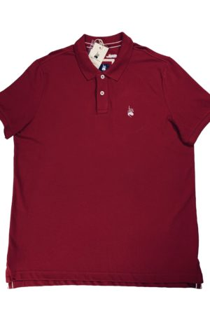 Polo Homme Vintage Red